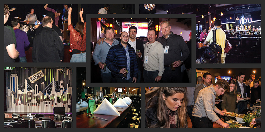 Private Events at Laugh Boston