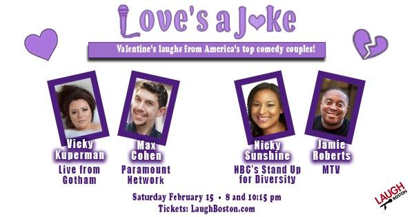 Love's A Joke Feb 15