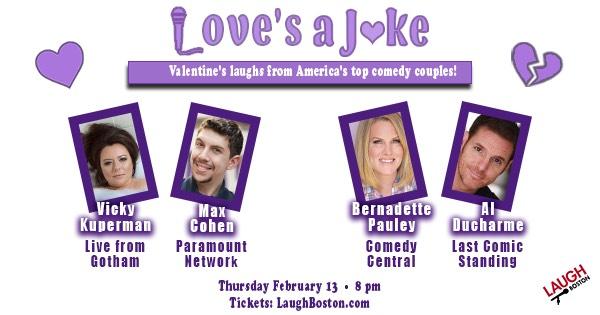 Love's A Joke Feb 13